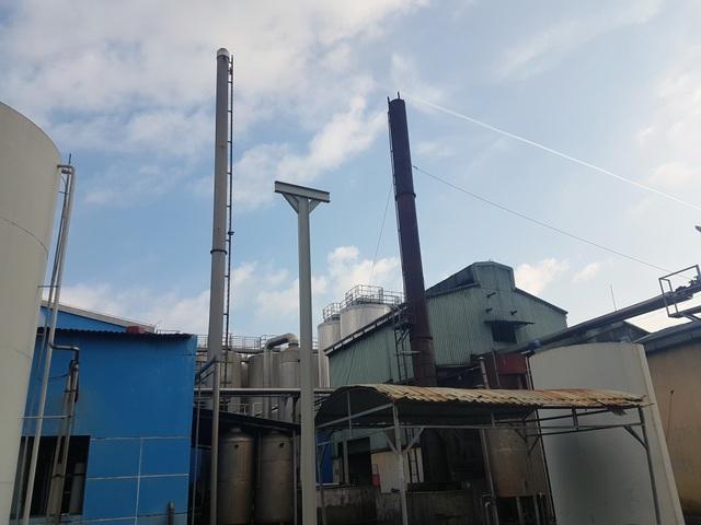 Dân ngán ngẩm vì khói bụi từ nhà máy bia Sài Gòn đóng tại Phú Yên - 4