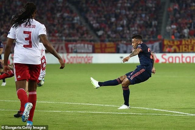 Bayern Munich và Tottenham cùng hưởng niềm vui chiến thắng - 6