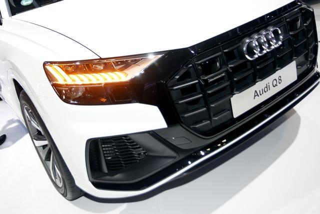 Audi ra mắt Q8 mới, khởi điểm từ 4,5 tỉ đồng - 9