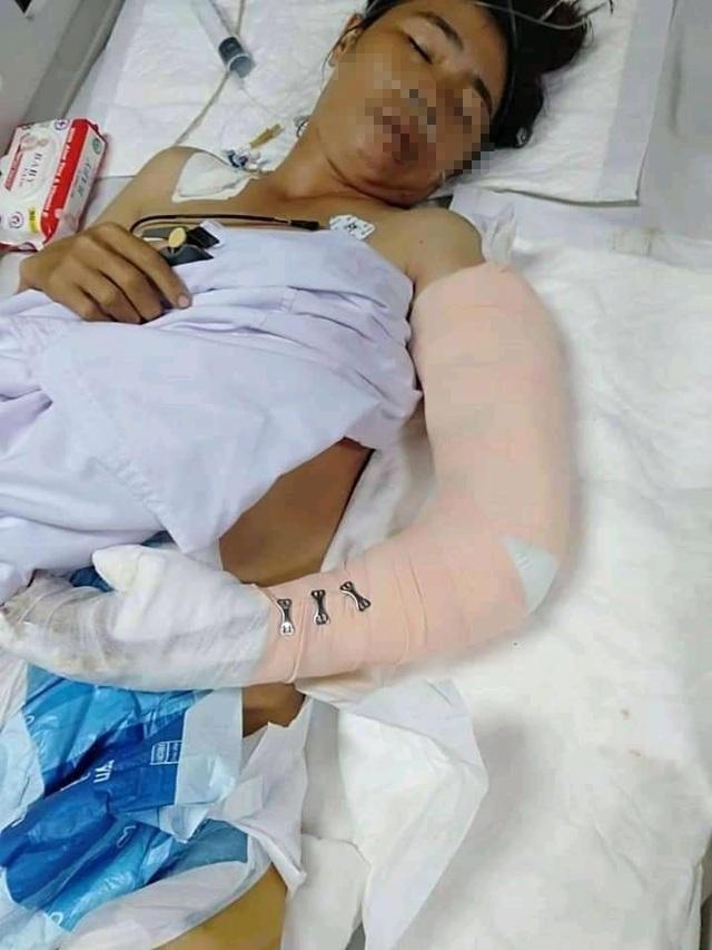Xót thương gia đình 4 người gặp nạn vật vã trong bệnh viện - 6