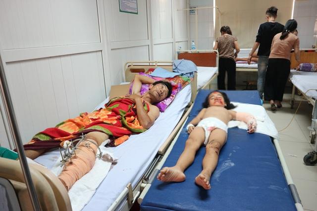 Xót thương gia đình 4 người gặp nạn vật vã trong bệnh viện - 5