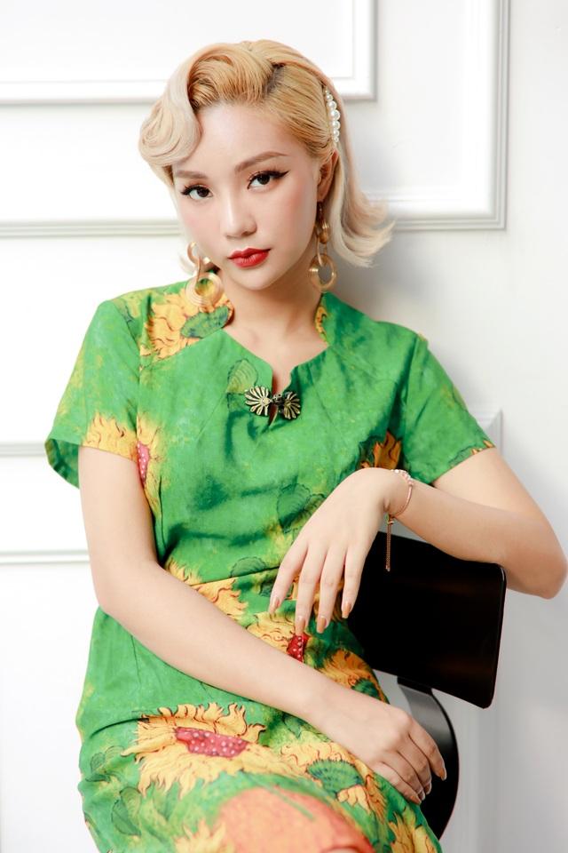 Hot girl Như Ngọc cắt phăng tóc dài để đóng vai giang hồ - 8