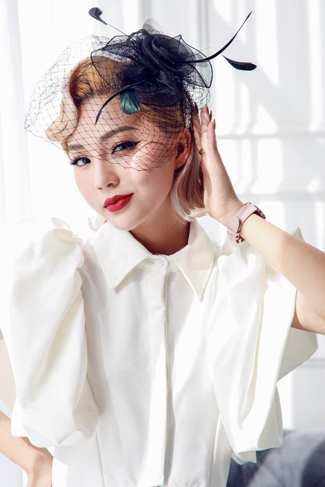 Hot girl Như Ngọc cắt phăng tóc dài để đóng vai giang hồ - 2