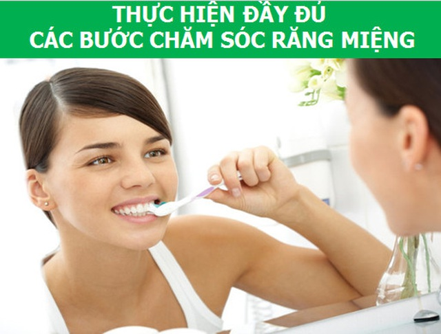 Những cách đơn giản nhưng cực kỳ hiệu quả để giữ gìn vệ sinh răng miệng - 1