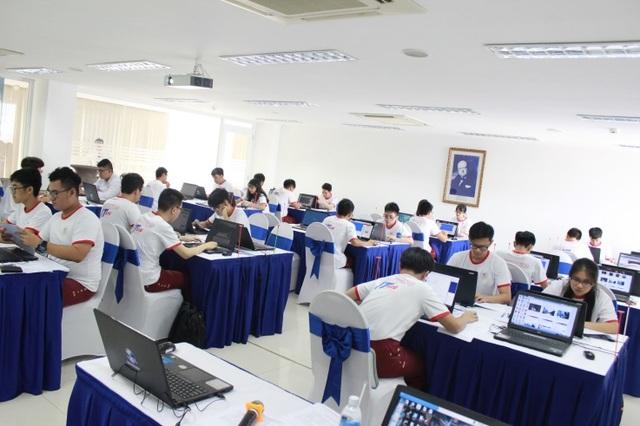 """SIU chính thức đăng cai tổ chức cuộc thi """"Sinh viên với An toàn thông tin ASEAN 2019"""" khu vực miền Nam - 3"""