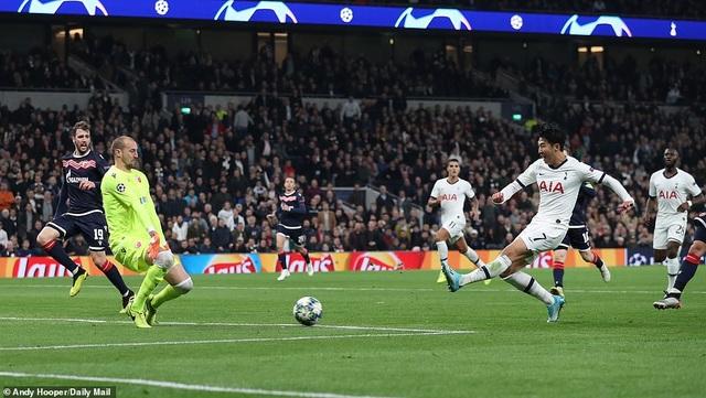 Bayern Munich và Tottenham cùng hưởng niềm vui chiến thắng - 3