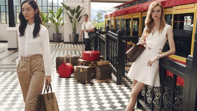 Thêm một show diễn thời trang được tổ chức trên sàn catwalk lạ lùng ở Sa Pa - 3