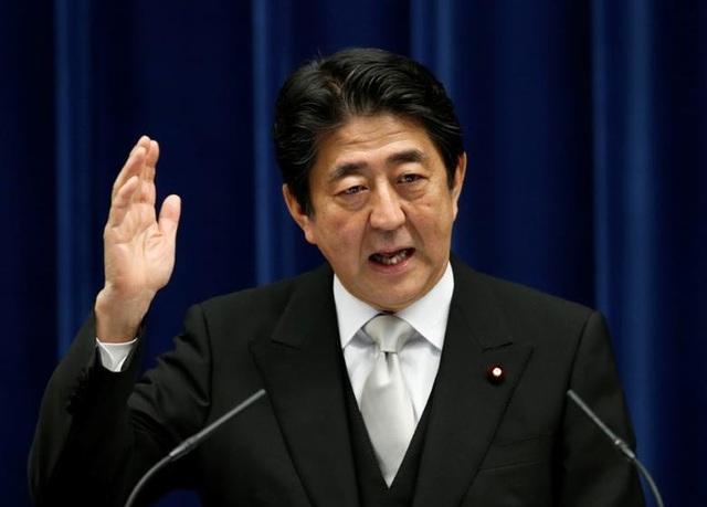 Thủ tướng Nhật Bản yêu cầu Trung Quốc kiềm chế hành vi trên biển - 1