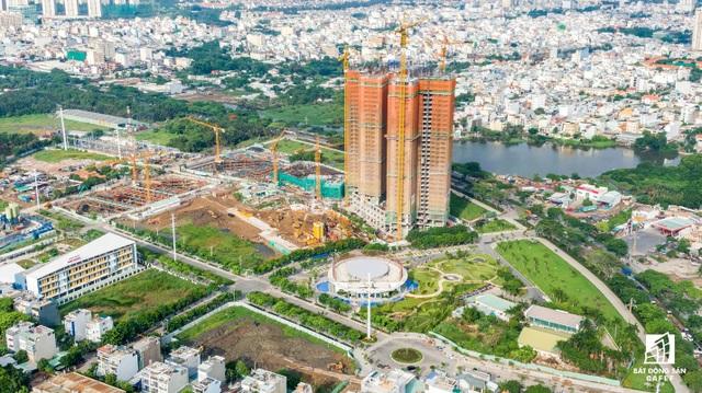 Eco Green Saigon mở bán đợt cuối tòa HR1, M2 - 1