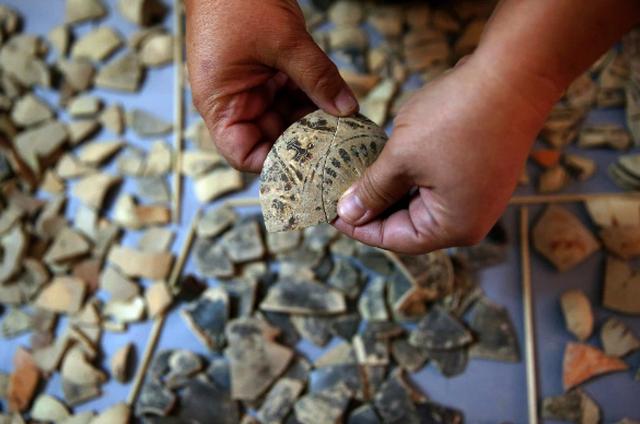 Tìm thấy kho báu bí ẩn của thành phố Hy Lạp cổ 1.600 năm trước - 1