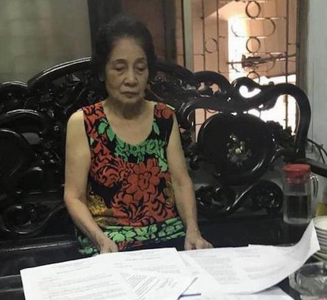 """Cụ bà 76 tuổi """"cạn nước mắt"""" xin cấp sổ đỏ giữa thủ đô: Lộ diện văn bản lạ kỳ! - 6"""