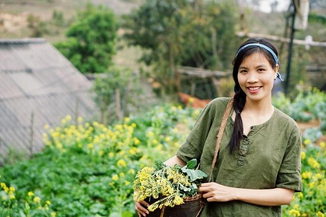 """Cuộc sống bình yên, không cần đến tiền của cô gái Đắk Lắk """"bỏ phố về rừng"""" - 8"""