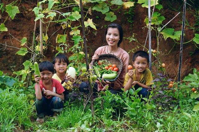 """Cuộc sống bình yên, không cần đến tiền của cô gái Đắk Lắk """"bỏ phố về rừng"""" - 6"""