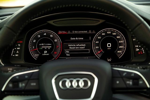 Audi ra mắt Q8 mới, khởi điểm từ 4,5 tỉ đồng - 12
