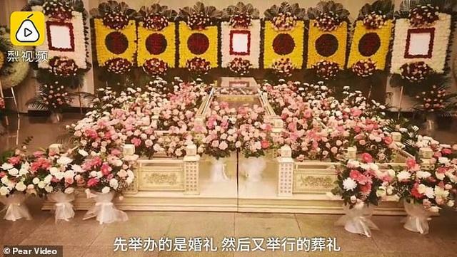 Xúc động đám cưới kiêm tang lễ của cô dâu bị ung thư - 2