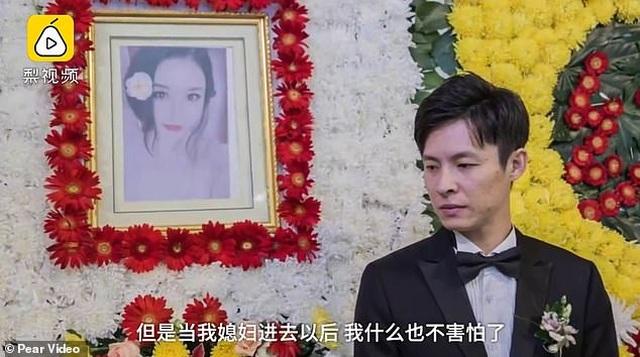 Xúc động đám cưới kiêm tang lễ của cô dâu bị ung thư - 6