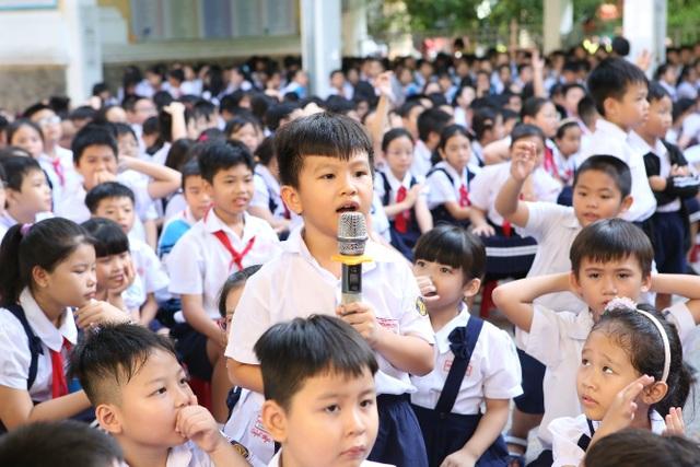 Lắng nghe trẻ em chia sẻ cách bảo vệ môi trường - 2