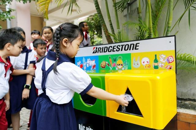 Lắng nghe trẻ em chia sẻ cách bảo vệ môi trường - 3