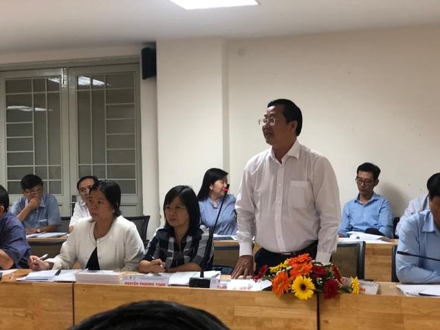 Gần 20 Sở GD-ĐT phía Nam họp bàn kế hoạch thực hiện chương trình giáo dục phổ thông mới - 1