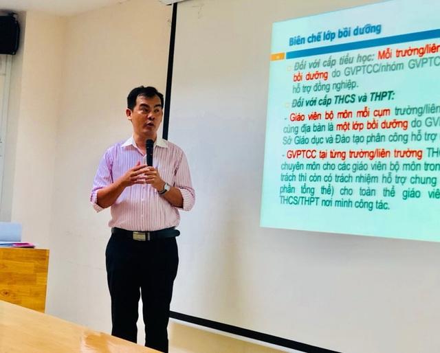 Gần 20 Sở GD-ĐT phía Nam họp bàn kế hoạch thực hiện chương trình giáo dục phổ thông mới - 2
