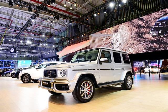 Mercedes-Benz Việt Nam giới thiệu hai xe mới tại Triển lãm Ô tô Việt Nam 2019 - 5