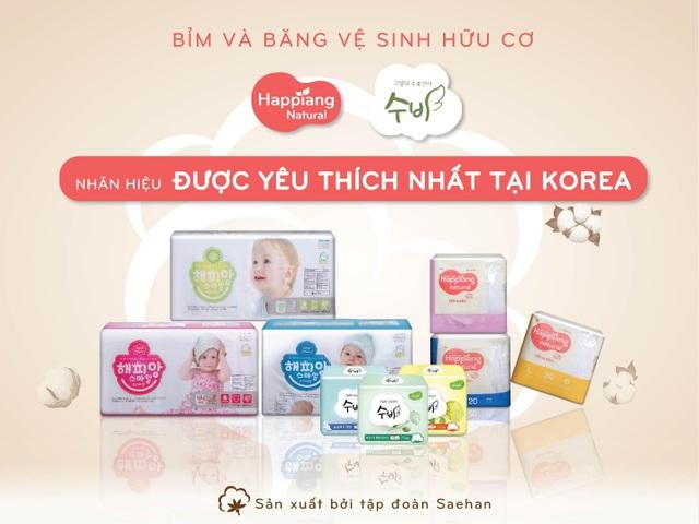 Doanh nghiệp ngoại gia nhập thị trường Việt với sản phẩm tã bỉm hữu cơ - 3