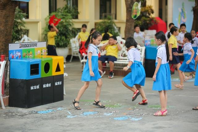Giúp trẻ em tìm thấy niềm vui bảo vệ môi trường - 3
