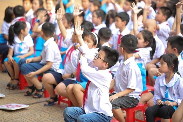 Giúp trẻ em tìm thấy niềm vui bảo vệ môi trường - 4