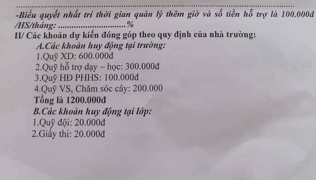 Đắk Nông: Thanh tra không phát hiện sai phạm về thu chi đầu năm học - 1