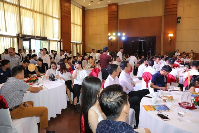 Hoa Xa Tower: Chen chân đặt chỗ tại lễ ra mắt dự án - 1