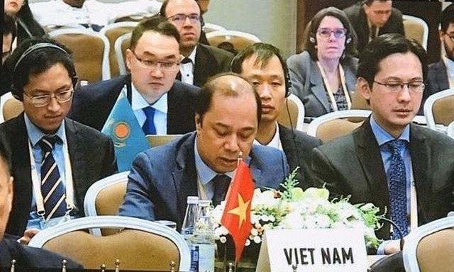 Việt Nam nêu vấn đề Biển Đông tại Hội nghị Bộ trưởng Phong trào Không liên kết - 1