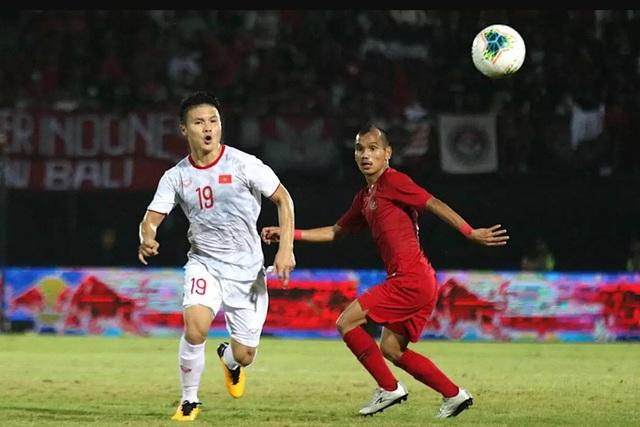 Đội tuyển Việt Nam tăng hạng trên bảng xếp hạng FIFA - 1