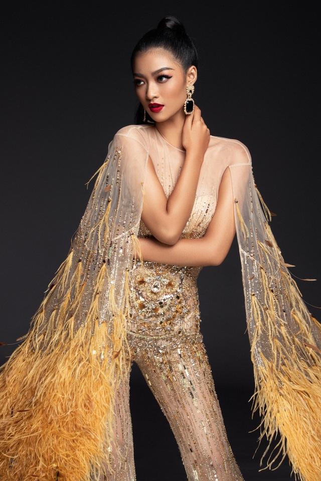 Kiều Loan toả sáng trong đêm bán kết Miss Grand International - 4