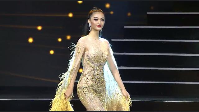 Kiều Loan toả sáng trong đêm bán kết Miss Grand International - 2