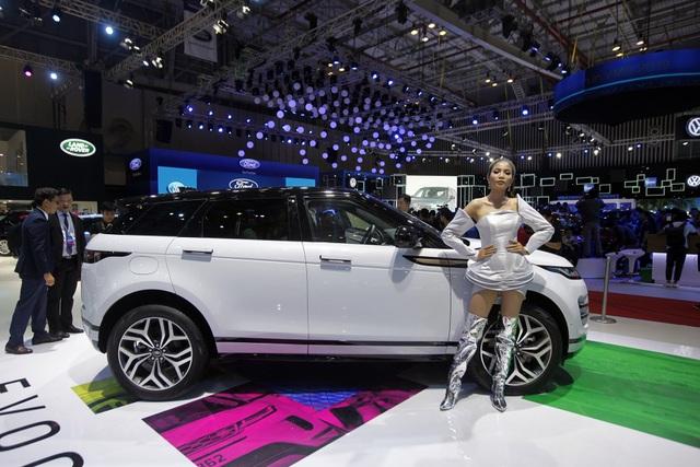 Land Rover có nhà phân phối mới, chính thức giới thiệu Evoque thế hệ thứ 2 - 2