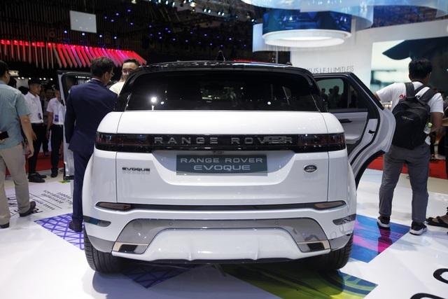 Land Rover có nhà phân phối mới, chính thức giới thiệu Evoque thế hệ thứ 2 - 3