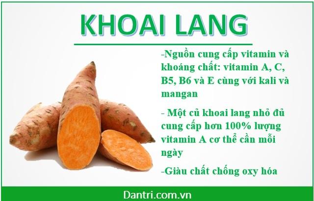 Những siêu thực phẩm ngay trong mâm cơm hàng ngày của người Việt - 2