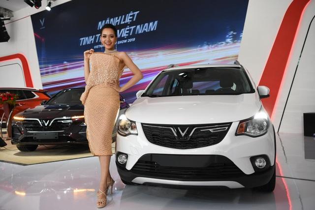 """""""Mãnh liệt tinh thần Việt Nam"""" tại Vietnam Motor Show 2019 - 2"""