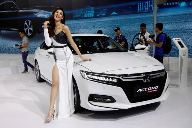 Honda mang gì tới triển lãm Ôtô Việt Nam 2019? - 2