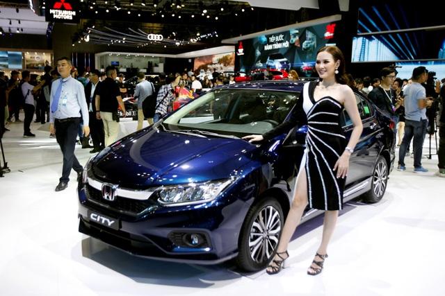 Honda mang gì tới triển lãm Ôtô Việt Nam 2019? - 5