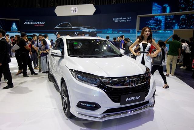 Honda mang gì tới triển lãm Ôtô Việt Nam 2019? - 6