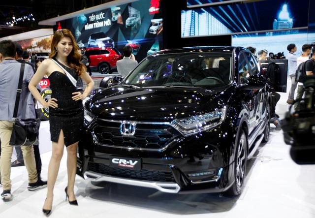 Honda mang gì tới triển lãm Ôtô Việt Nam 2019? - 7