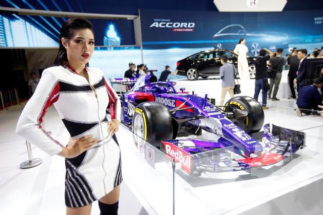 Honda mang gì tới triển lãm Ôtô Việt Nam 2019? - 8