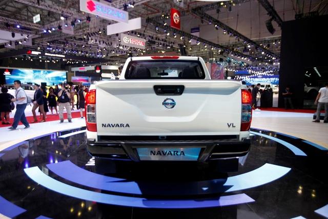 Nissan Việt Nam trở lại cùng Navara Black Edition A-IVI - 5