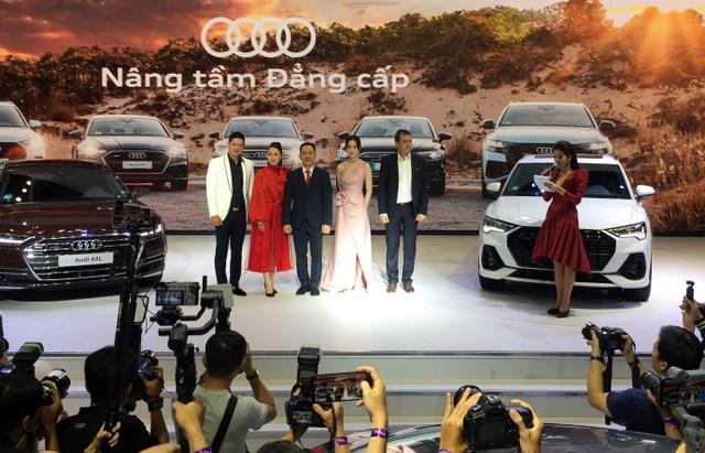 Triển lãm Ôtô Việt Nam 2019: Trang mới cho sự phát triển của Audi tại Việt Nam - 1