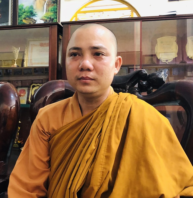 200 đứa trẻ họ Hồ lớn lên trong vòng tay của thầy trụ trì chùa Hồng Quang - 1