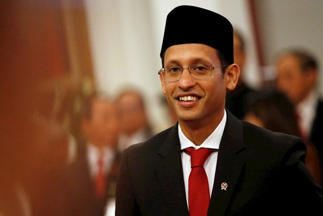 Nhà sáng lập hãng xe ôm tỷ đô làm tân Bộ trưởng Giáo dục Indonesia ở tuổi 35 - 1