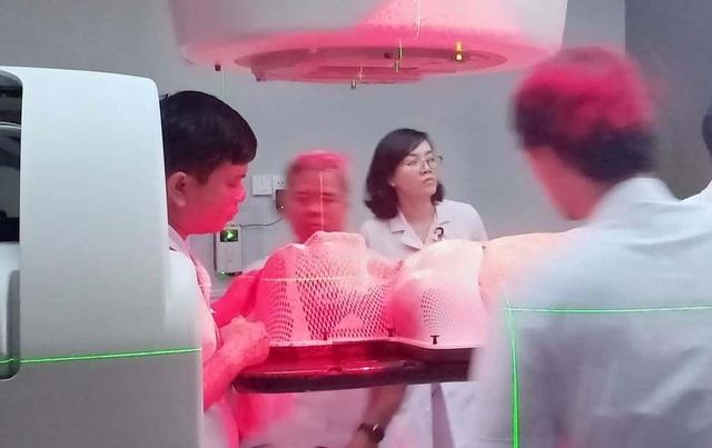 Giảm hơn 20 lần xạ trị nhờ ứng dụng thuật toán nhằm trúng đích khối u - 2