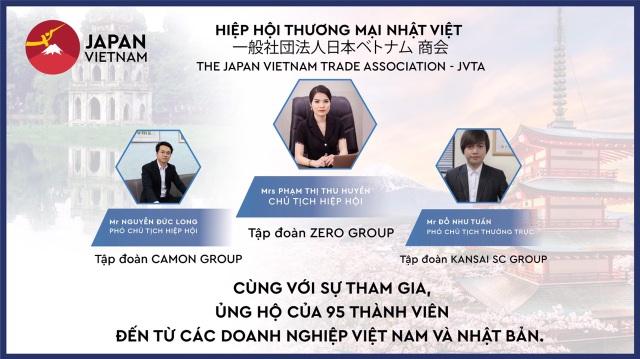Hiệp hội Thương mại Nhật Việt chính thức được thành lập - 1