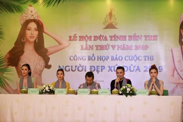 Khởi động cuộc thi Người Đẹp Xứ Dừa 2019 - 1